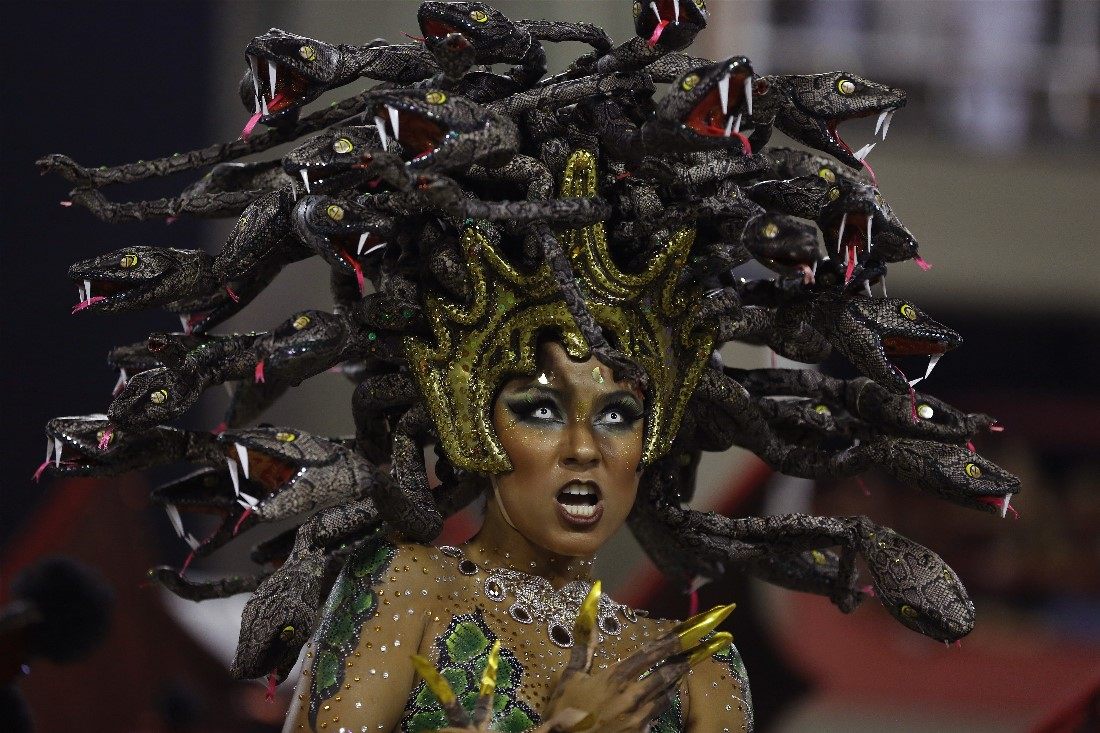 Карнавал 2017 в Бразилии (45 фото)