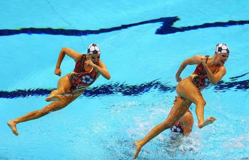 Иногда Спорт кажется таким странным и забавным... (60 фото)