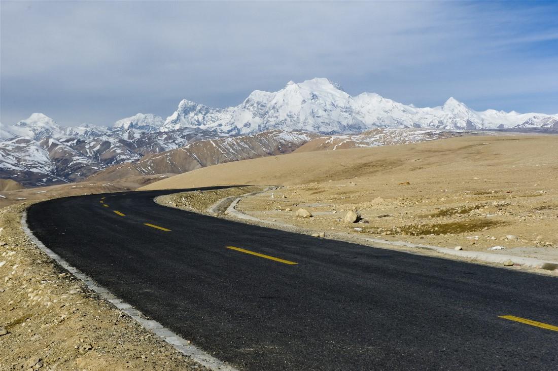 Тибет. Дорога к Кайласу (120 фото)