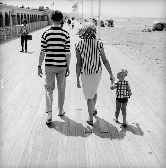 Уличные фото 1950-х годов: как фотографировали до инстаграма (52 фото)