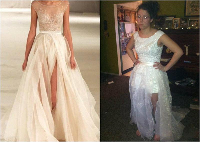 Почему не стоит заказывать платье на выпускной через интернет (38 фото)