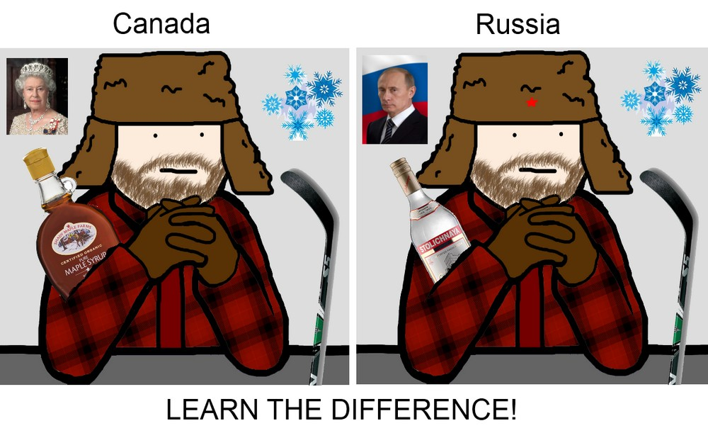 Тем временем в Канаде... (30 фото)