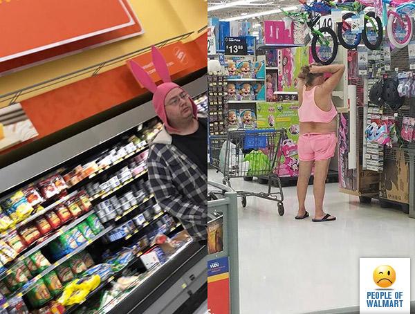 Чудики из Walmart - 2 (26 фото)