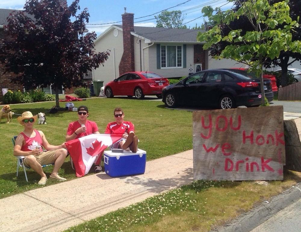 Тем временем в Канаде - 3 (35 фото)