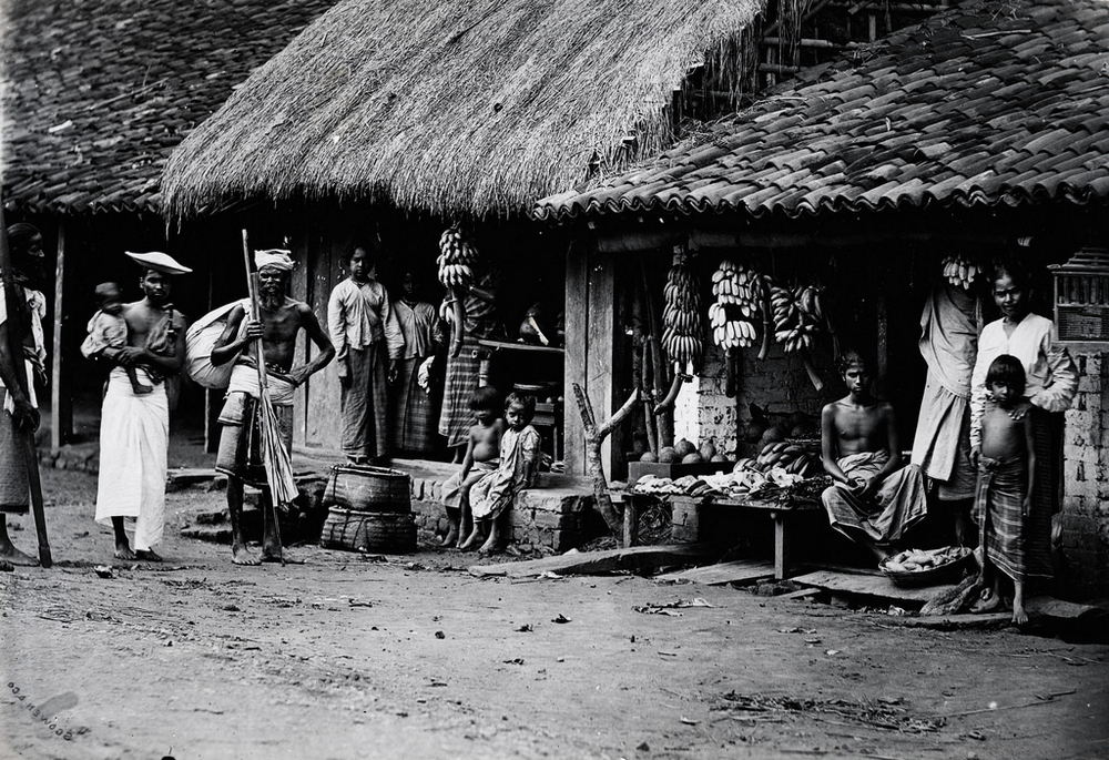 Редкие снимки повседневной жизни Шри-Ланки 1880-х годов (20 фото)