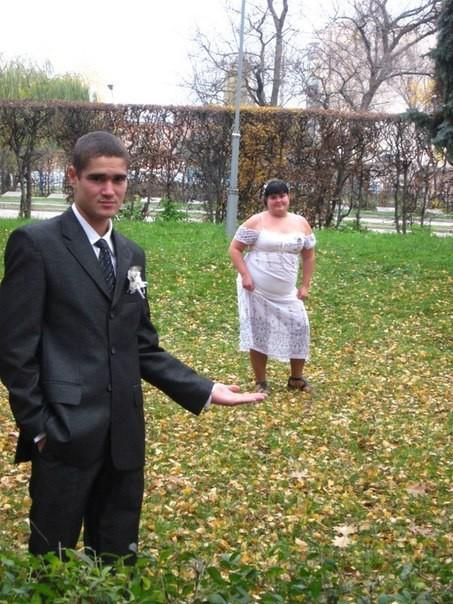 Свадебный кошмар (16 фото)