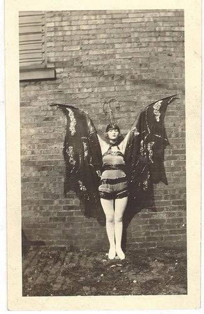 странные ретро фотографии