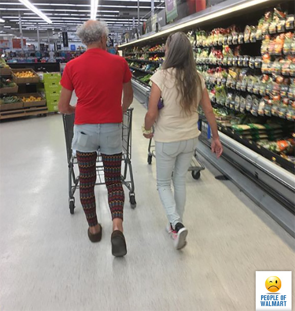 Чудики из Walmart - 4 (35 фото)