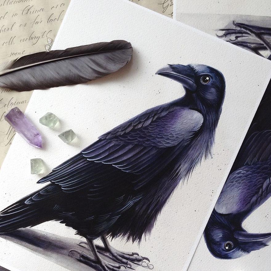 Восхитительные работы Елены Лимкиной