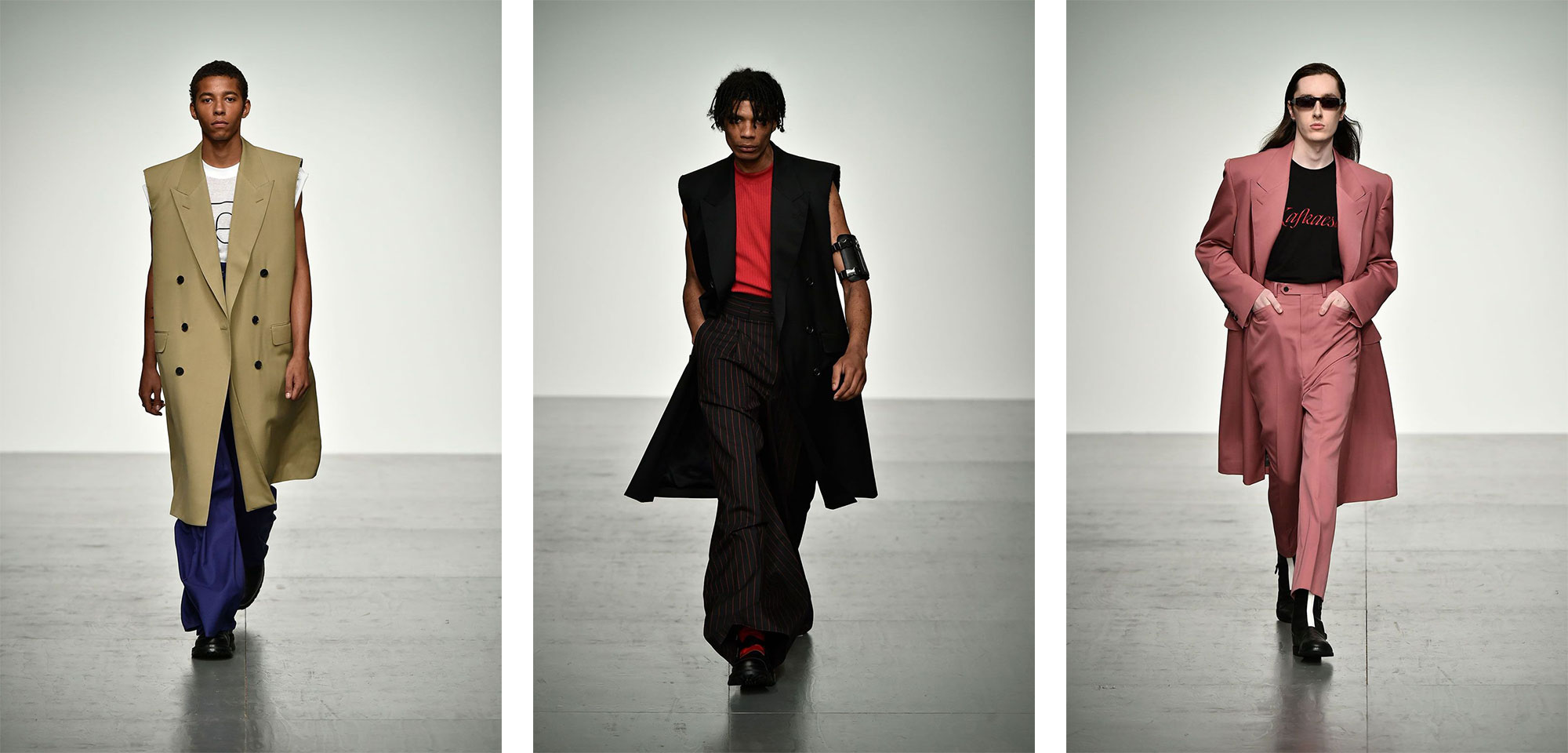 Что нового в мужской моде