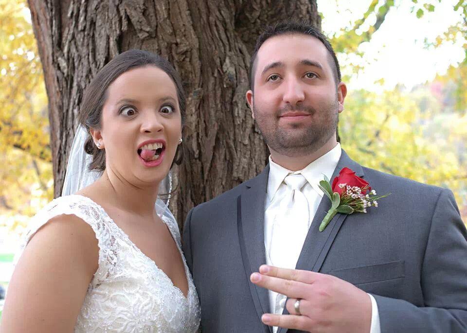 Забавные свадебные фото - 4 (35 фото)