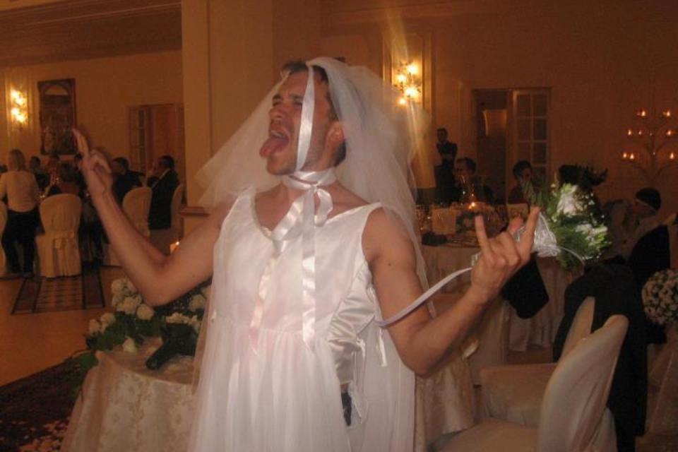 подборка свадебных курьезов