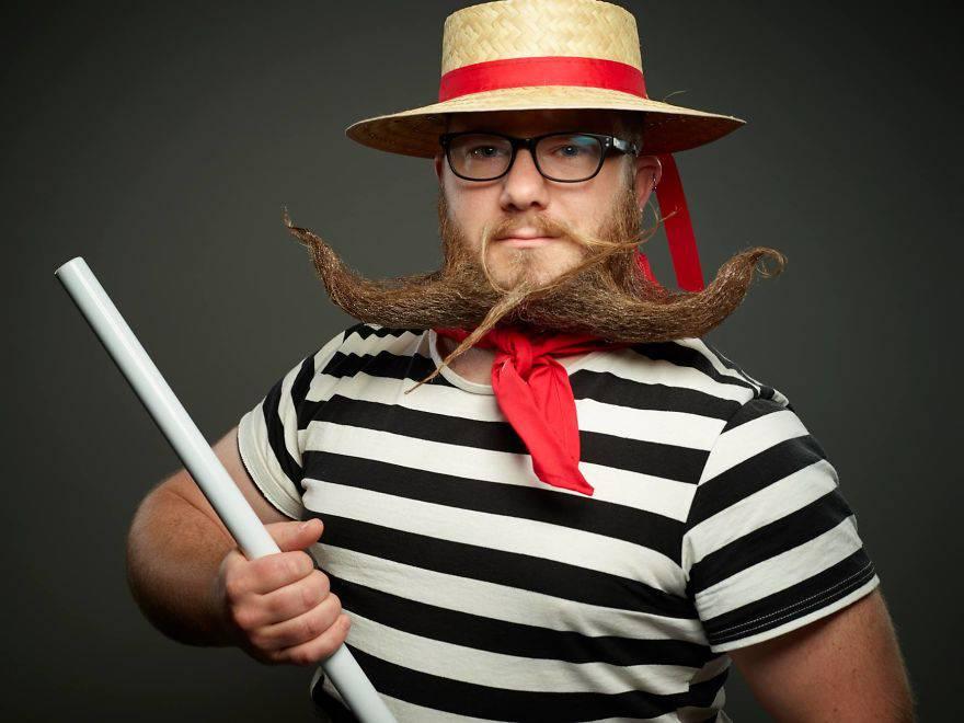 Самые шикарные бороды заслуживающие награды! (38 фото)