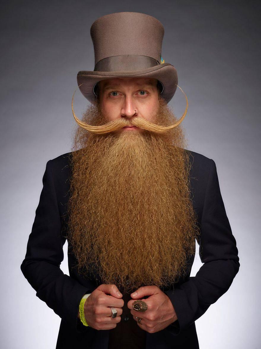 Самые шикарные бороды заслуживающие награды!