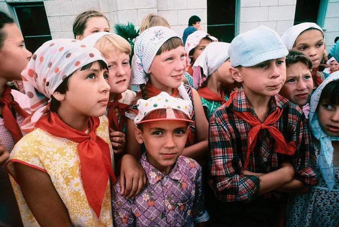 СССР. Незабываемый 1981 год (31 фото)