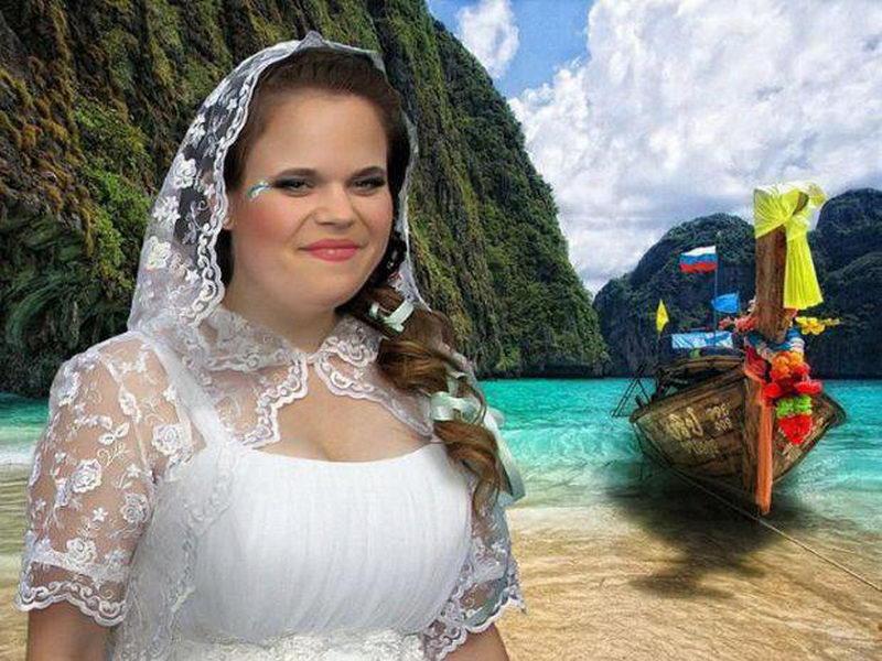 Свадебные фотографии не могут быть плохими. Но ... (21 фото)