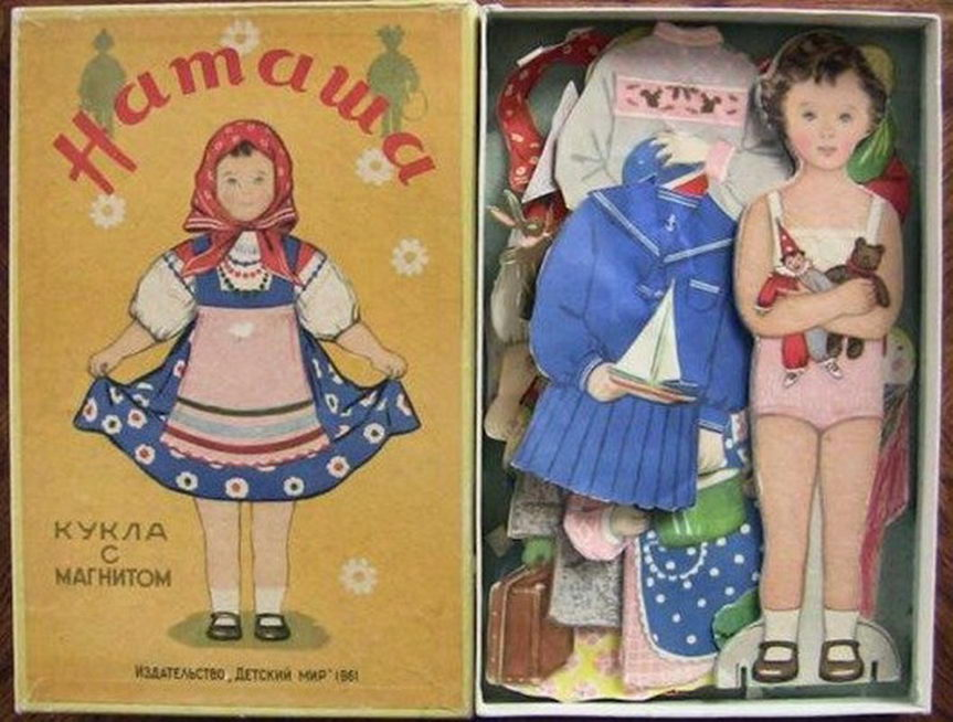 Знакомые многим вещи из СССР. Игрушки