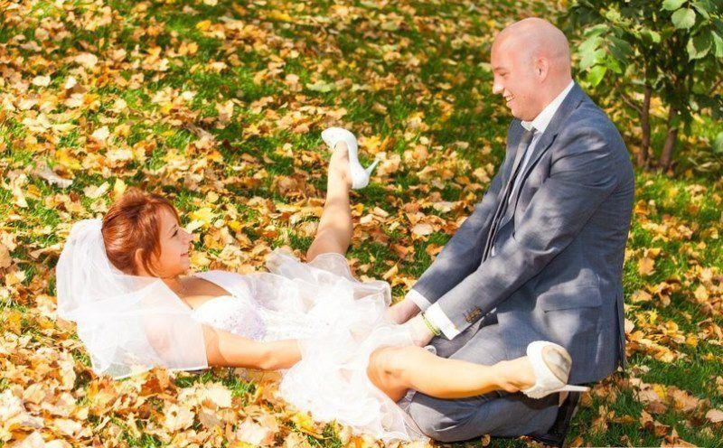 Свадебные фотографии не могут быть плохими. Но - 2 (55 фото)