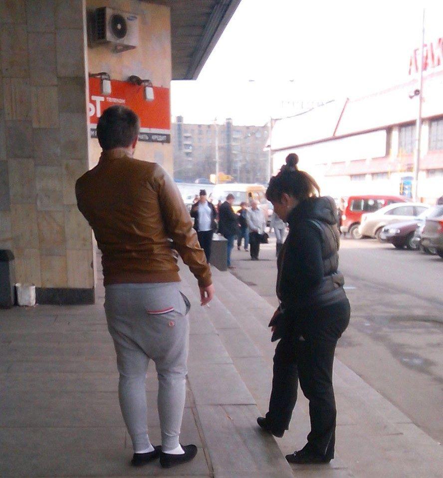 Нелепо одетые люди (50 фото)