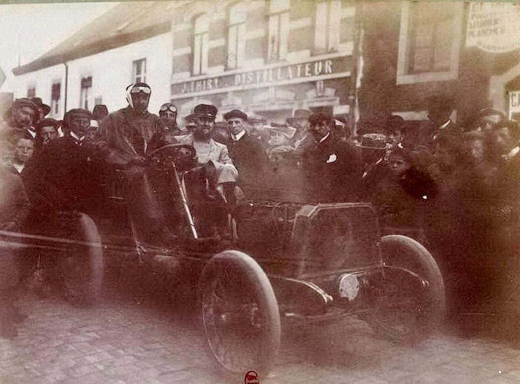 Автомобильные гонки начала 20-го века