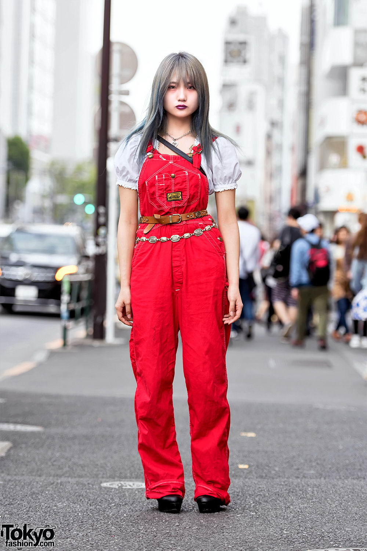 Интересные и модные персонажи с улиц Токио