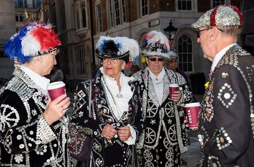 Жемчужные короли и королевы Лондона