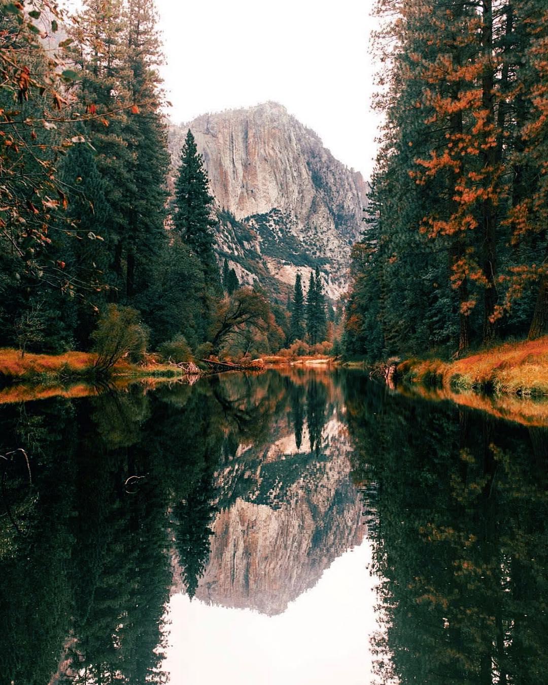 Шикарные пейзажи Майкла Блока