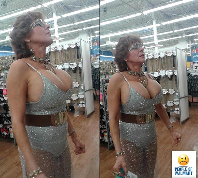 Чудики из Walmart - 7 (45 фото)