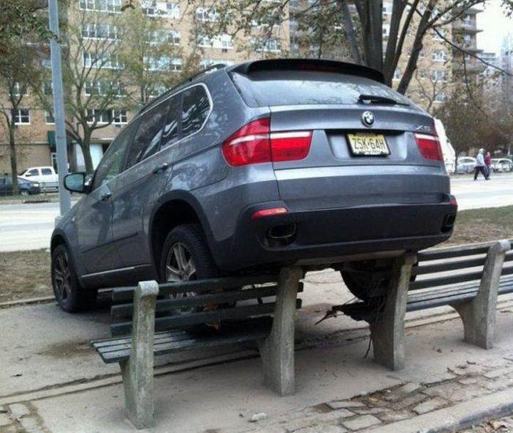 Парковка - очень трудная задача ... (29 фото)