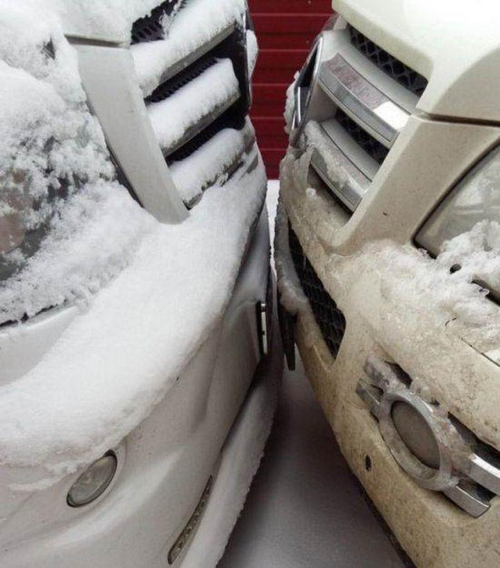 Парковка - очень трудная задача
