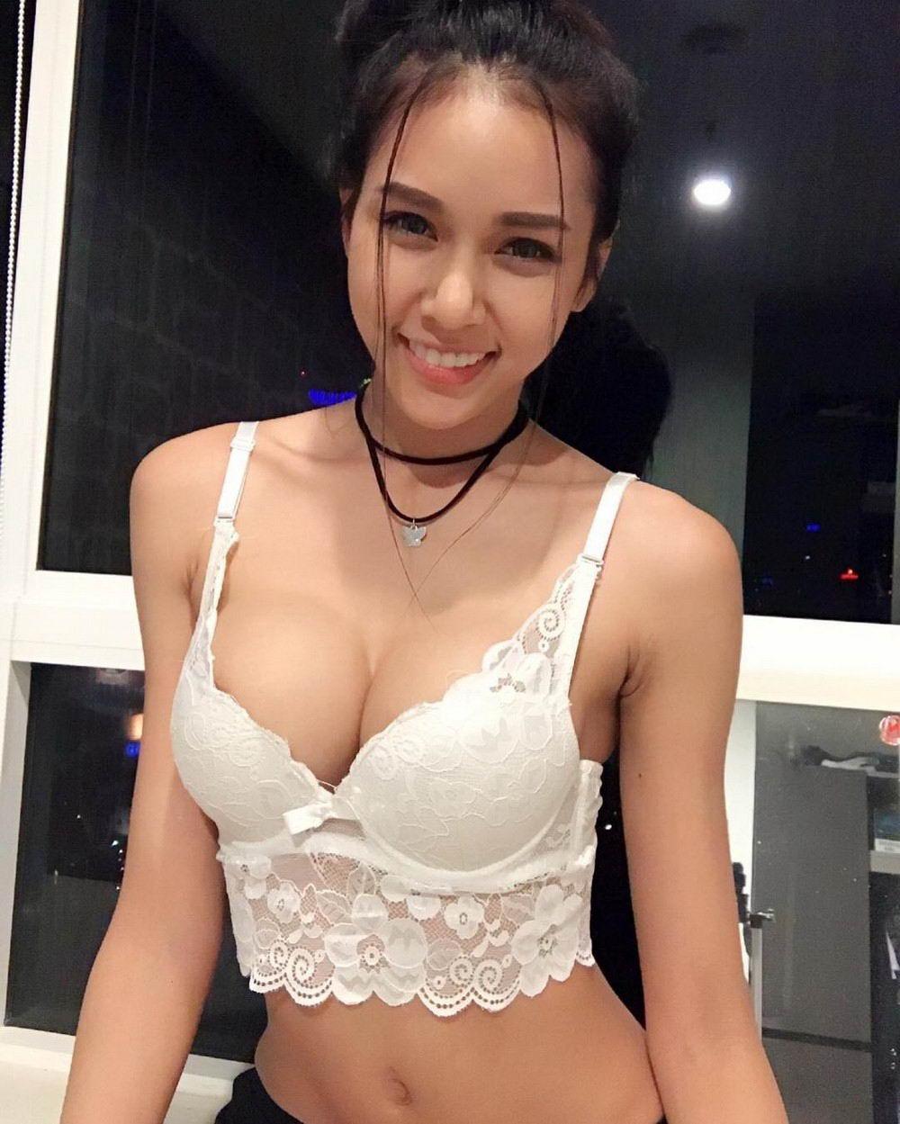 Азиатские девушки - 2 (50 фото)