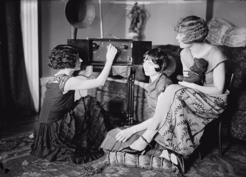 Золотой век радио (37 фото)