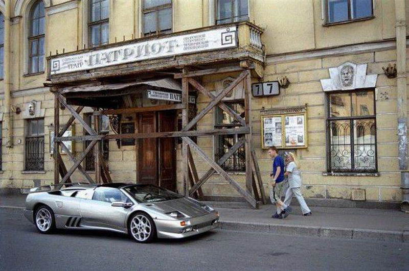 90-е годы в России ... (74 фото)