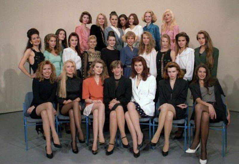 90-е годы в России