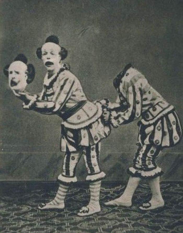 Очень странные ретро фотографии