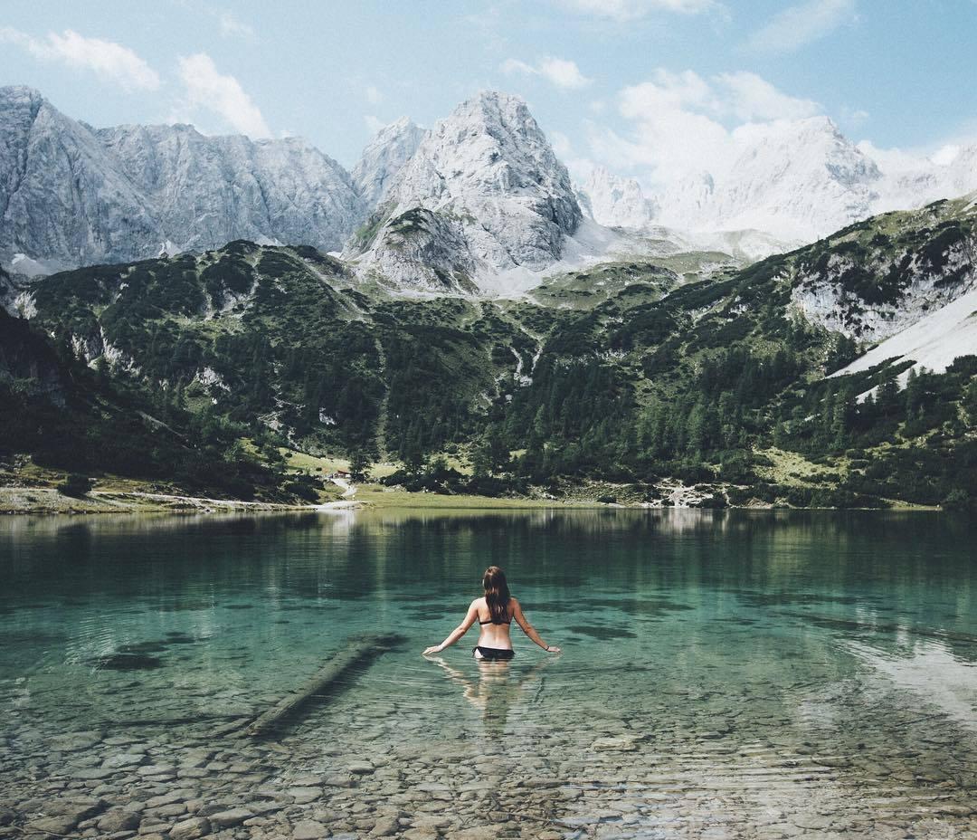 Красивые пейзажи Ханнеса Беккера (30 фото)