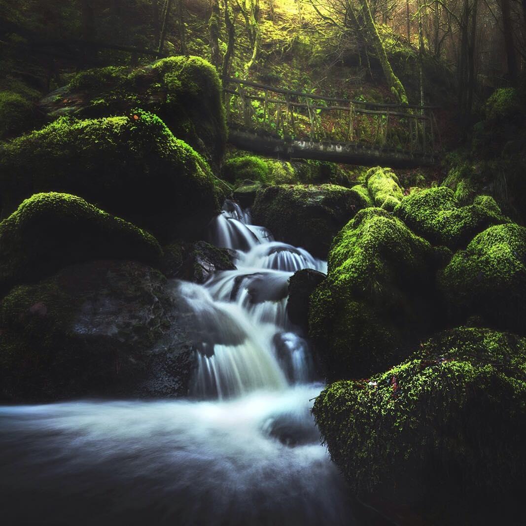 Восхитительные пейзажи Мэтта Оуэн-Хьюза (31 фото)