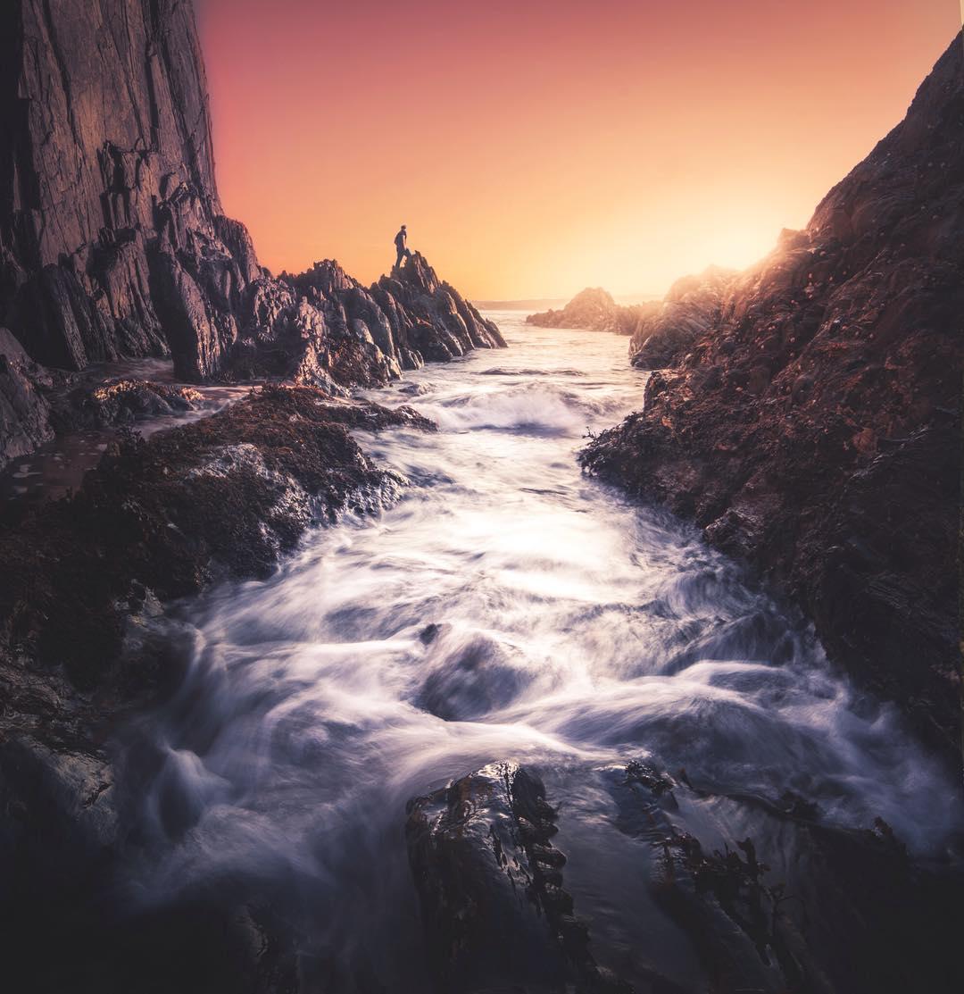 Восхитительные пейзажи Мэтта Оуэн-Хьюза