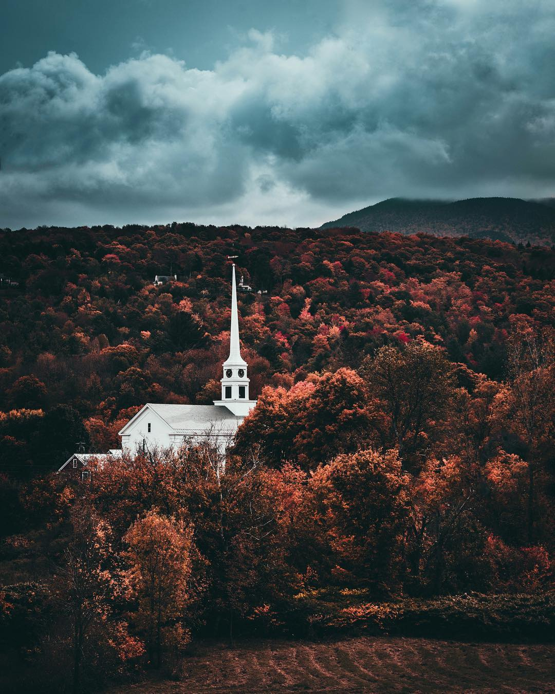 Шикарные пейзажи Джуда Аллена