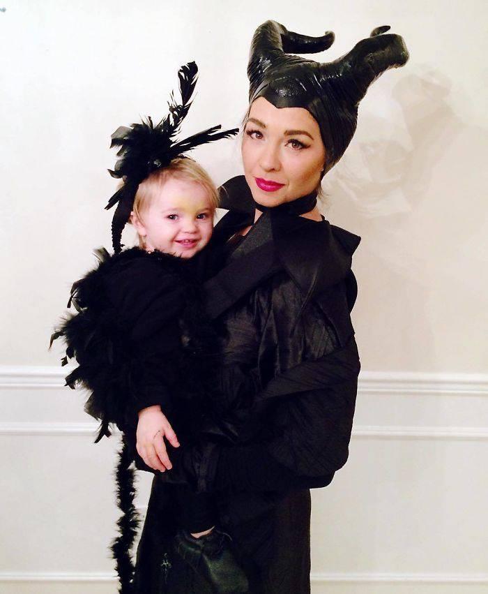 Веселая тема для детского костюма на Хэллоуин (40 фото)