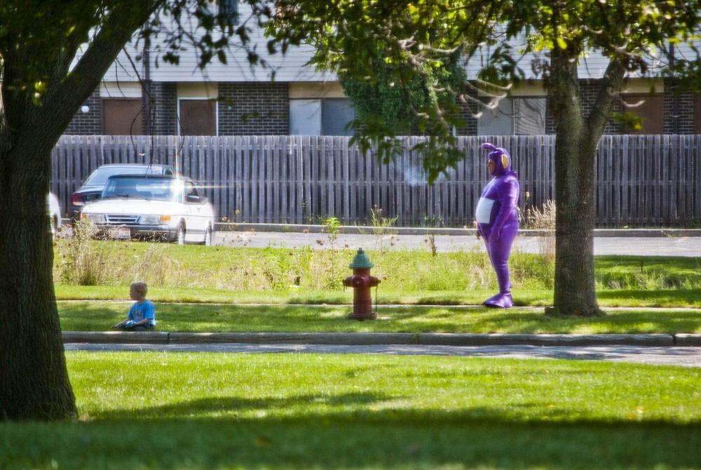 Странные люди делают странные вещи - 13 (40 фото)
