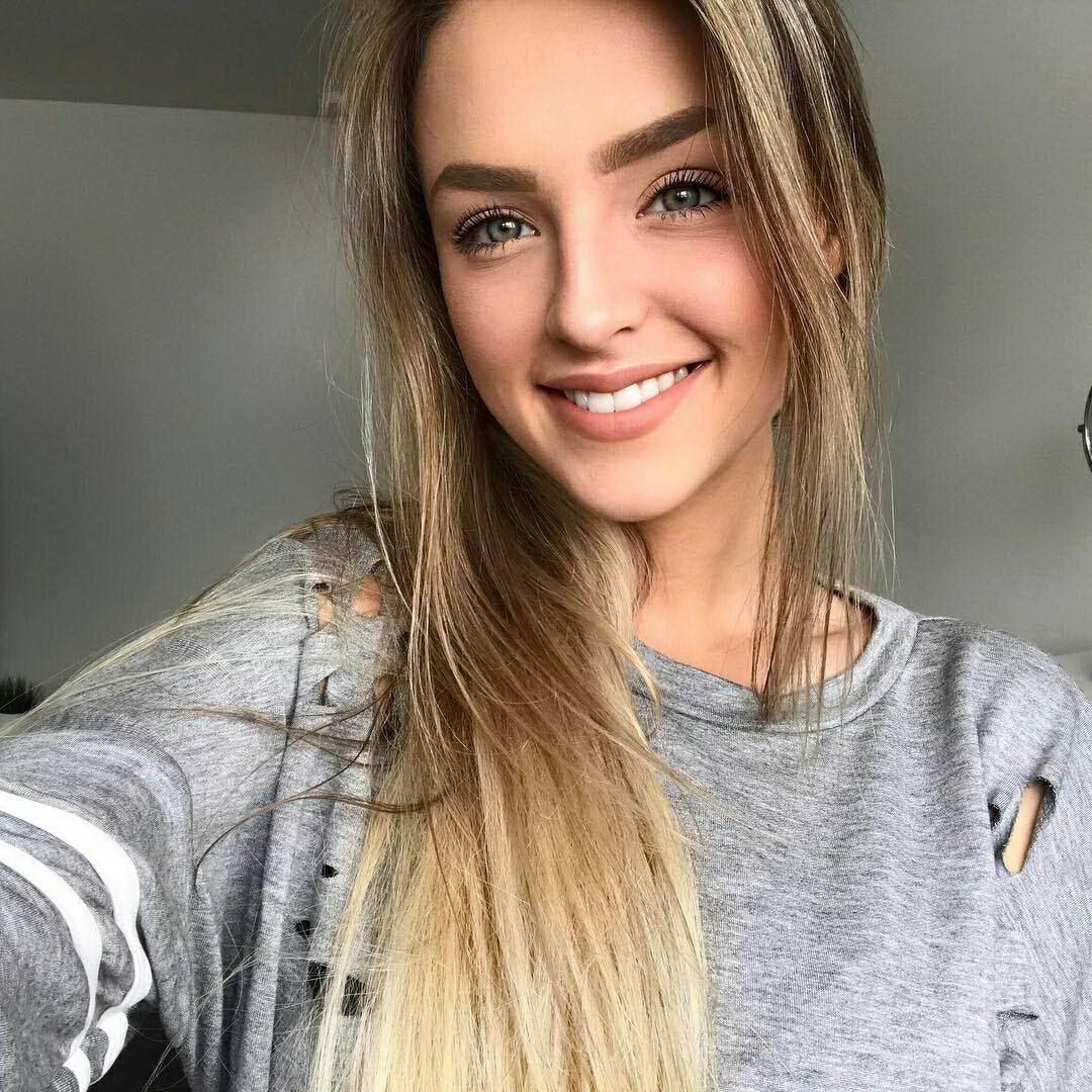 подборка симпатичных девушек