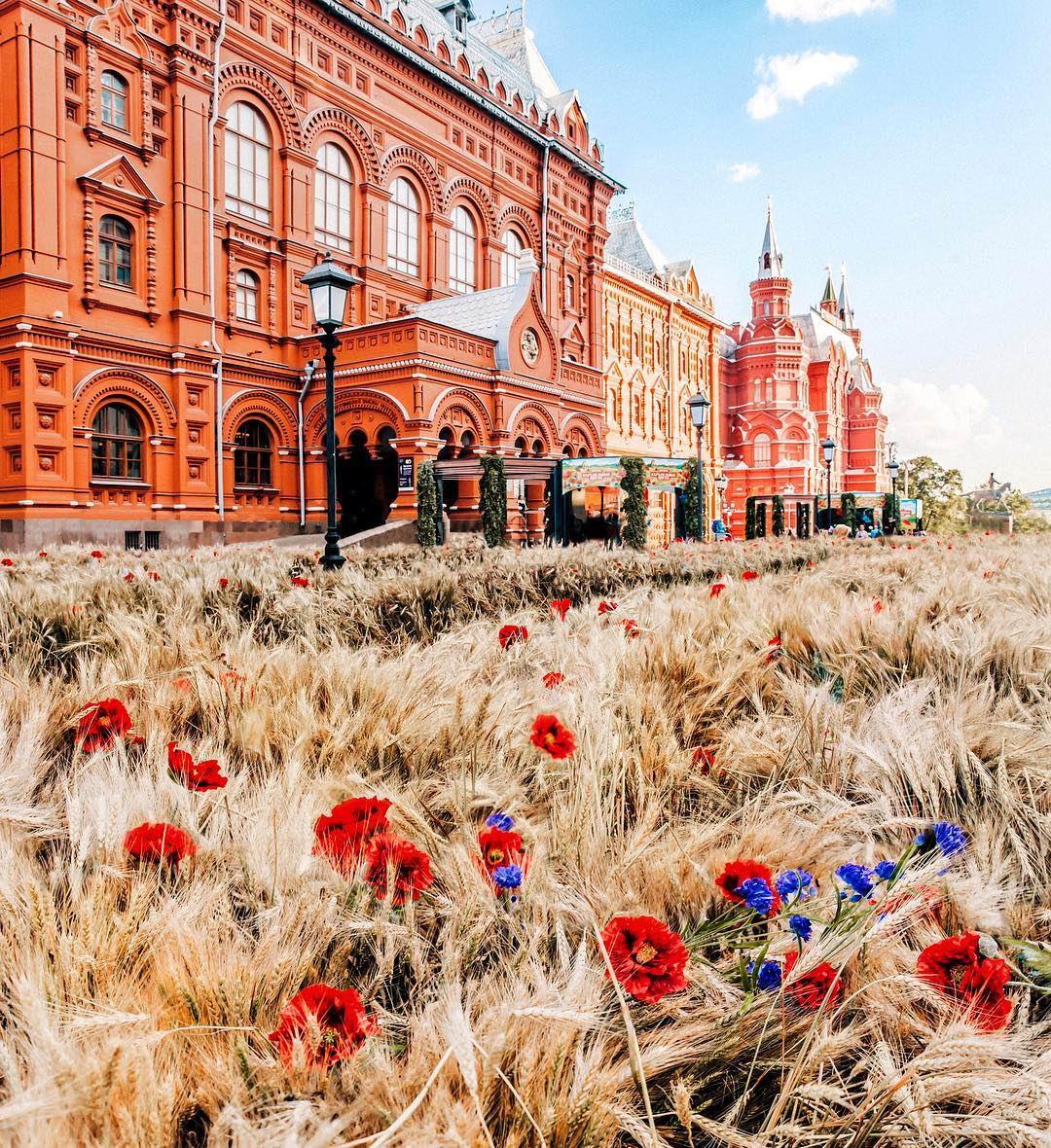 Удивительная красота российских осенних городов (50 фото)