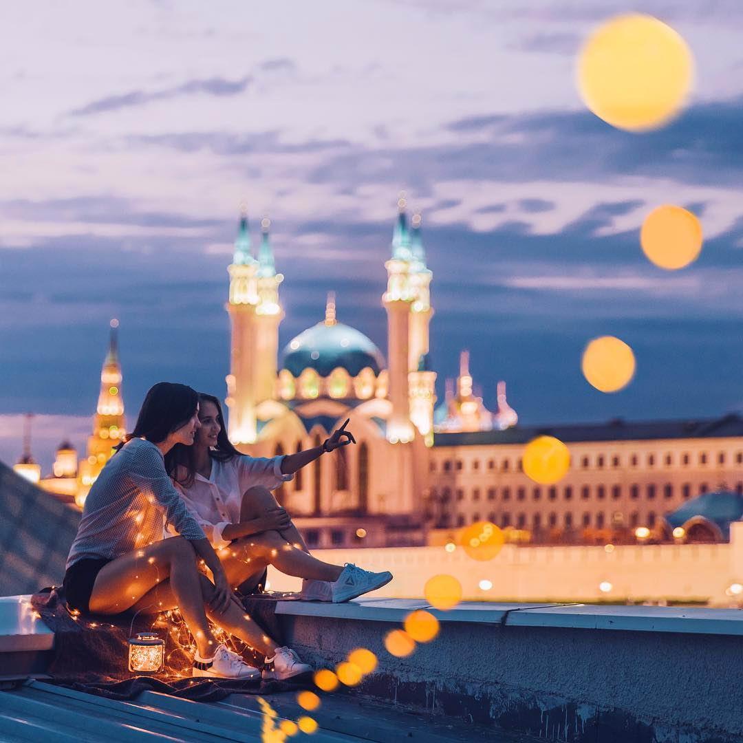 Удивительная красота российских осенних городов