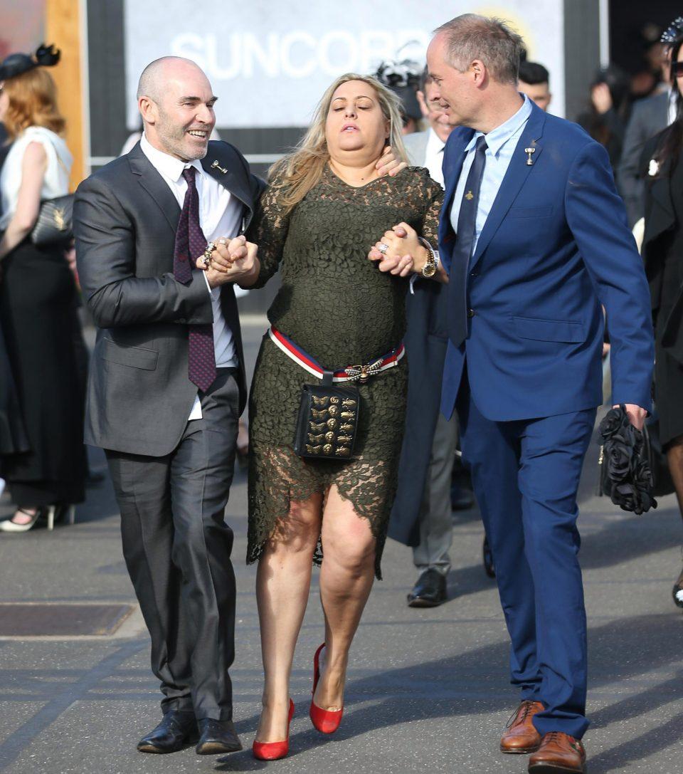 День Дерби 2017 в Мельбурне (25 фото)