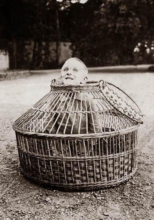 Странные и забавные ретро фотографии