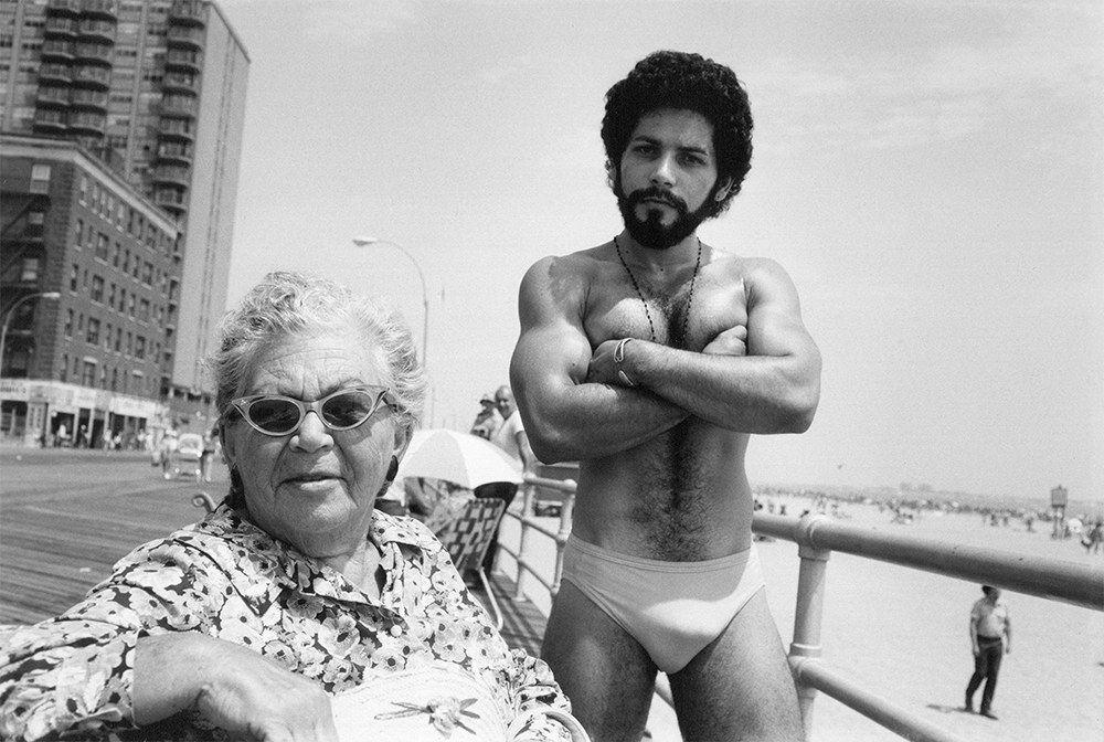 Гламур и бытовуха Нью-Йорка 1970-х и 1980-х годов (24 фото)