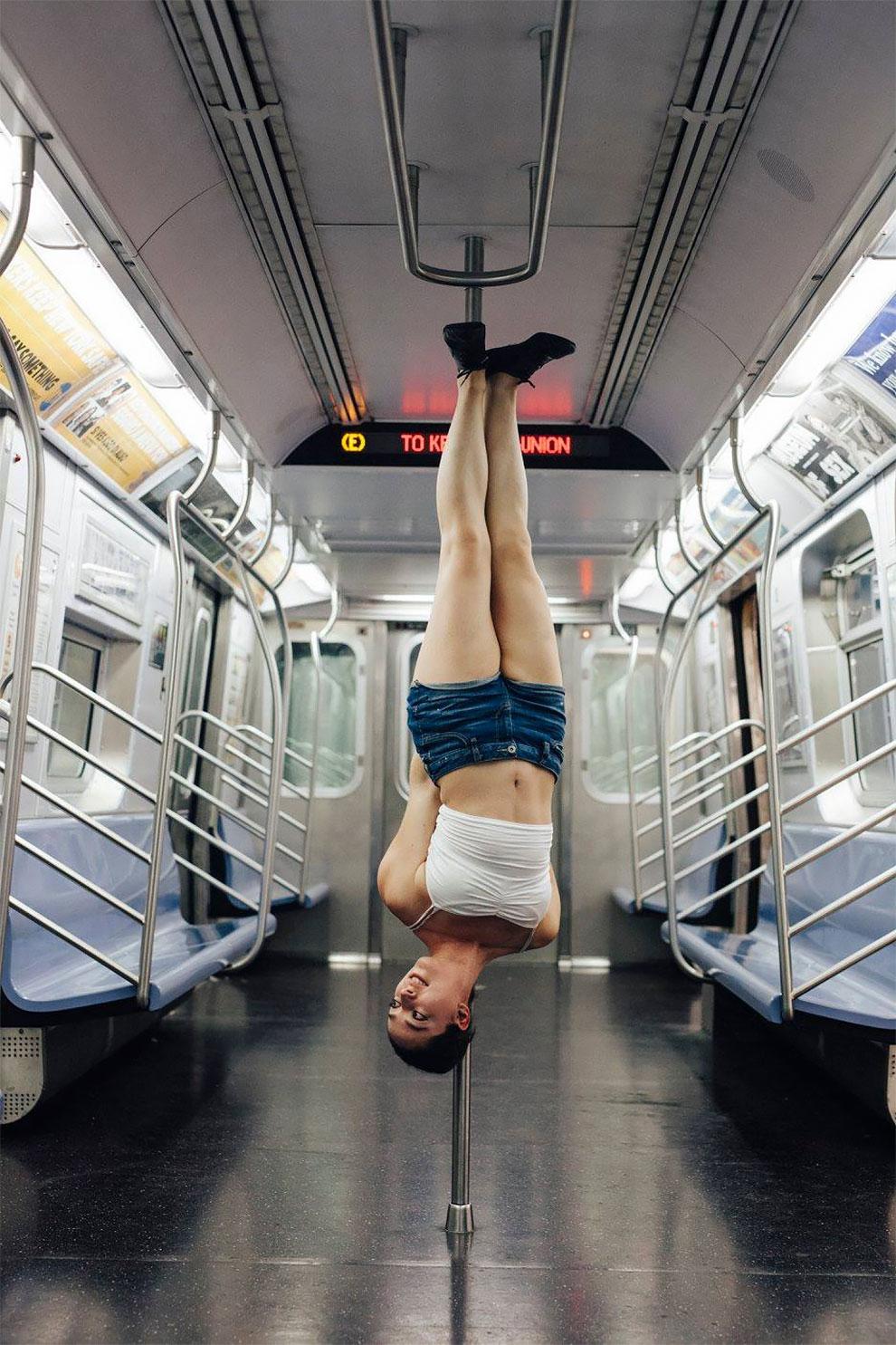 Уличные танцоры в работах фотографа Мелики Дезы