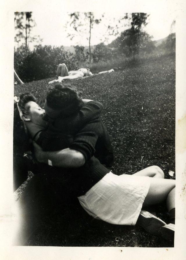 Поцелуй из прошлого