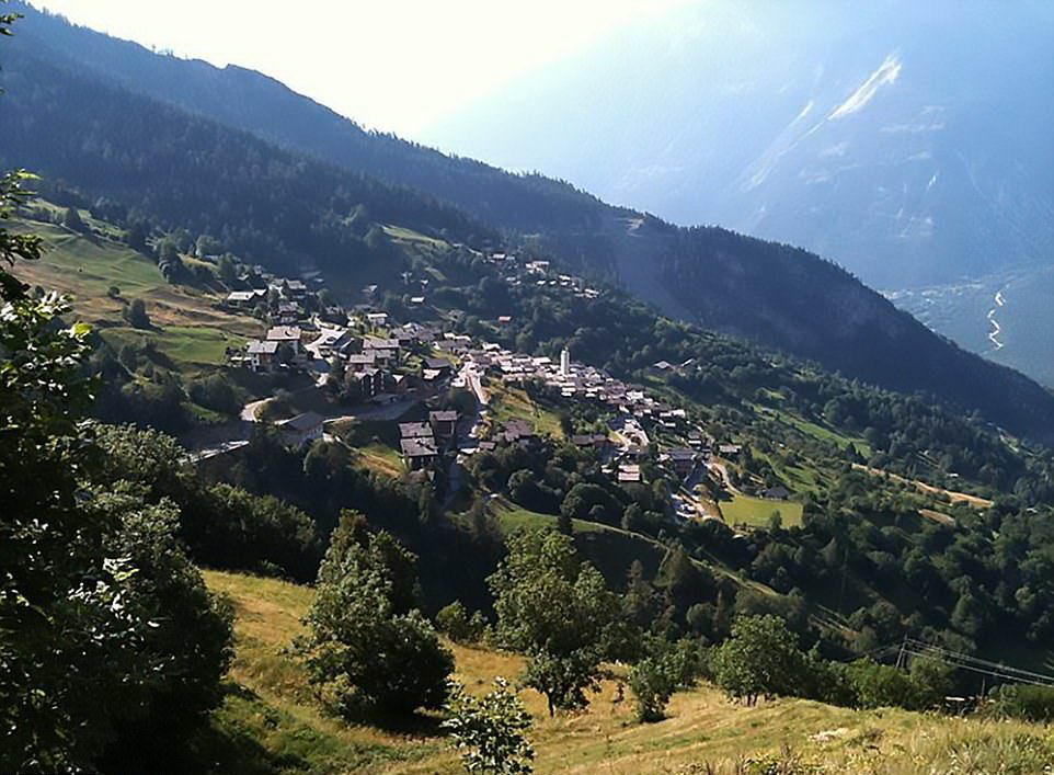заплятят семьям, желающим переехать в швейцарский горный городок